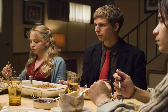 Youth in Revolt (2010) - Covering Media