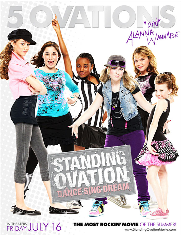Standing Ovation (2010) - Covering Media