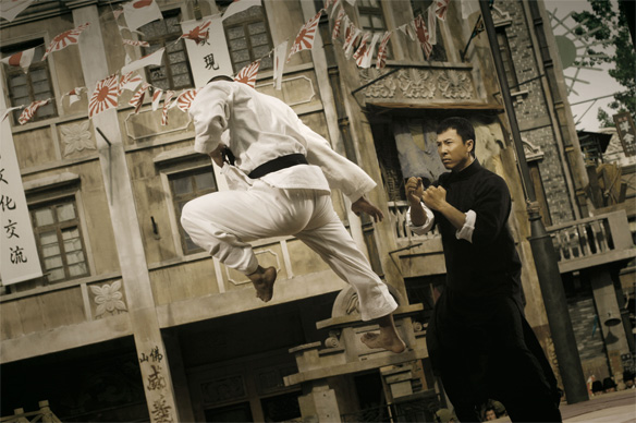 an analysis of scene i in the movie ip man Best fight scenes of ip man 2 donnie yen ip man vs yuri boyka (fight analysis) filmisnow action movie trailers 1,149,167 views.