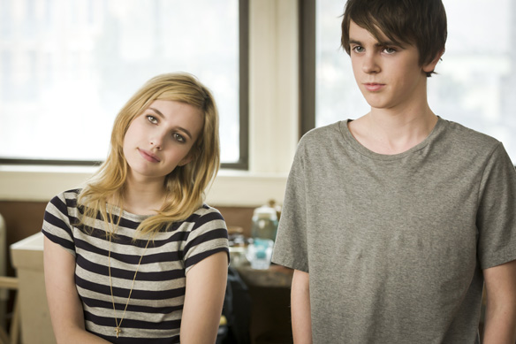 Emma Roberts as Sally ...