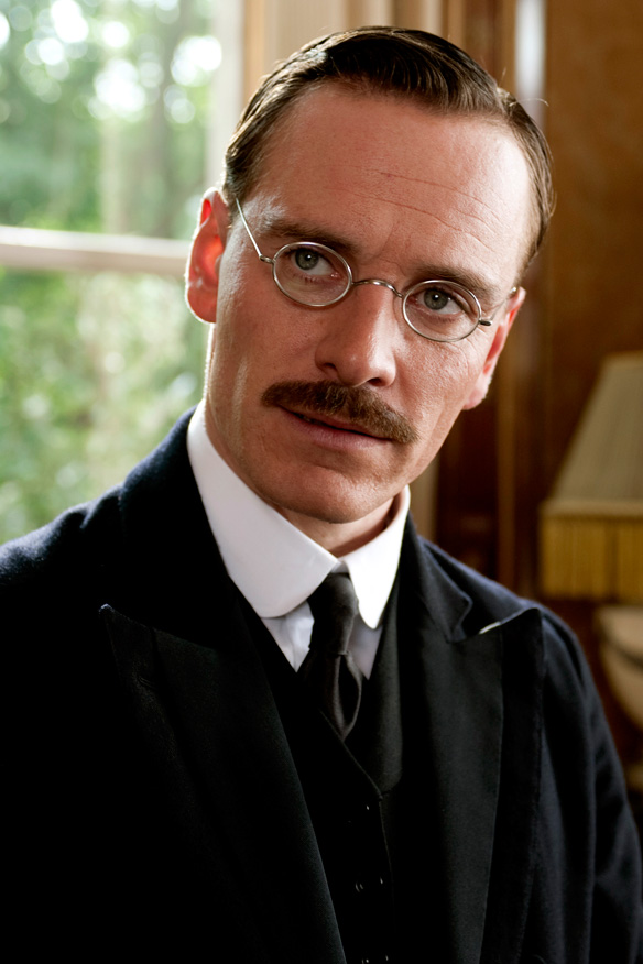 Gallery For > Young Man Carl Jung Michael Fassbender