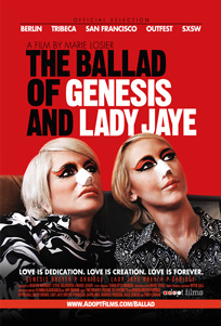 The Ballad Of Genesis And Lady Jaye 2011 2012 Covering