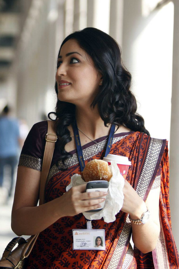 Vicky Donor  Yami Gautam Yami Gautam In Vicky Donor In Saree
