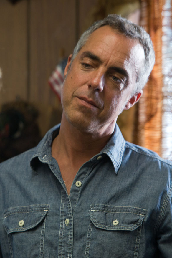 Promised land 2012 covering media for Titus welliver tattoos